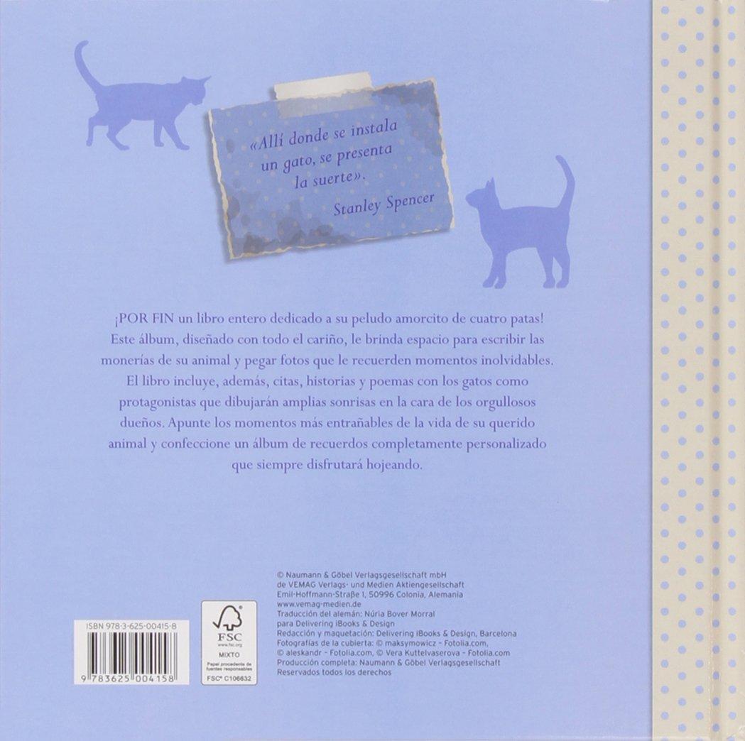 ALBUM DE MI GATO.(RECUERDOS DE MI MASCOTA): VV.AA.: 9783625004158: Amazon.com: Books