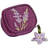 Pill Box in a Lavender Design