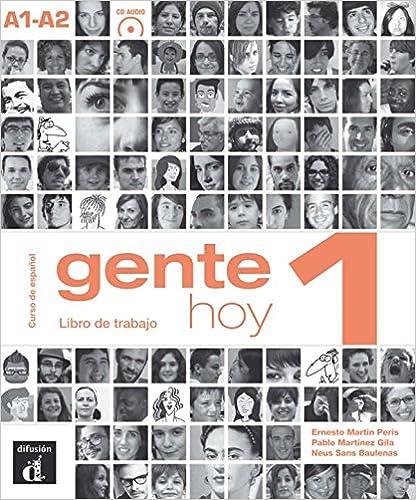 e675c808c8a715 Ebooks gratuits télécharger epub Gente Hoy 1 A1-A2   Libro de ...