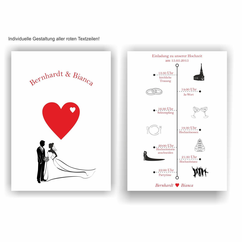 Einladung zur Hochzeit I Timeline Einladung I HO-003 Hochzeitseinladung (40 (40 (40 Stück) B0771M1HZW | Ausgezeichneter Wert  | Zuverlässige Qualität  | Bunt,  e99322