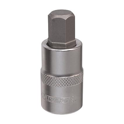 OEMTOOLS 22841 13mm Metric Drive Hex Bit Socket