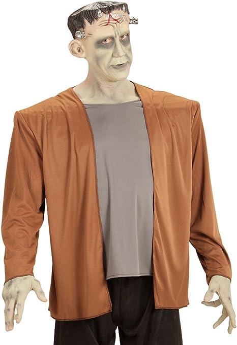 Careta de Halloween Monstruo Traje Frankenstein M/L 50/52 ...