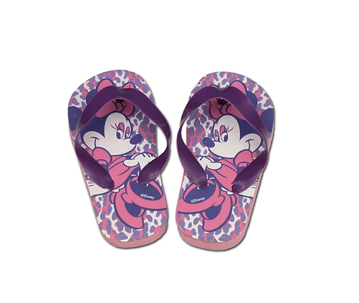THE MINNIE MOUSE Tongs pour Fille Multicolore Multicolore