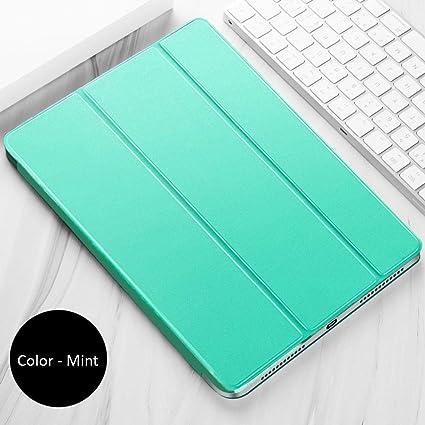 Estuche para Xiaomi Mi Pad 2 3 Mi Pad2 Pad3 7.9 Pulgadas Color PU Smart Cover Estuches Imán Despertador Sleep Tablet Estuches-Menta Verde_Porselein: Amazon.es: Informática