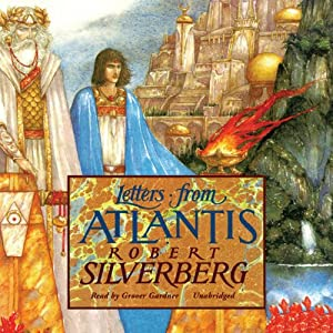 Letters from Atlantis Audiobook