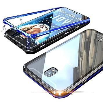 Funda de Adsorción Magnética Compatible con Samsung Galaxy ...