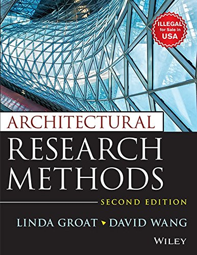 Download Architectural Research Methods, 2Ed PDF