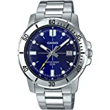 Casio Enticer Analog Blue Dial Men's Watch - MTP-VD01D-2EVUDF (A1364)