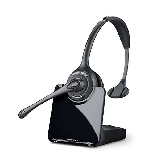 f83ccf746a8 Plantronics CS510 - Over-the-Head monaural Wireless Headset System - DECT  6.0