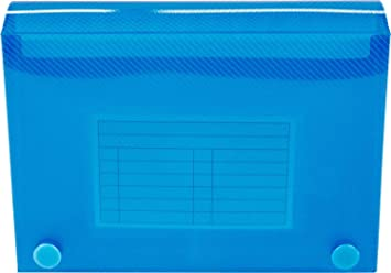 Esposti Record Card Holder - New Stronger Improved Construction - Student  Revision Card Holder - Blue