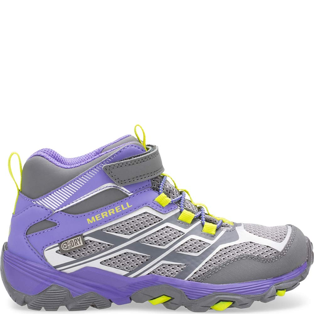 Merrell Kids M-Moab FST Mid a//C WTRPF Hiking Shoe