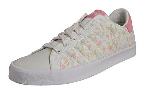 K-Swiss - Zapatillas de Lona para Mujer Marfil Off White, Color Marfil, Talla 40: Amazon.es: Zapatos y complementos