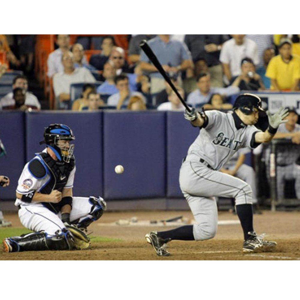 86,4/cm Batte de baseball en aluminium l/éger Raquette Softball pour Youth Adulte Pratiquer lentra/înement Sport /& Home Protection