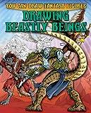 Drawing Beastly Beings, Steve Sims, 1433940558