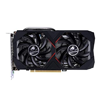 Grborn Tarjeta gráfica Colorida iGame GeForce RTX 2060 GDDR6 6G ...