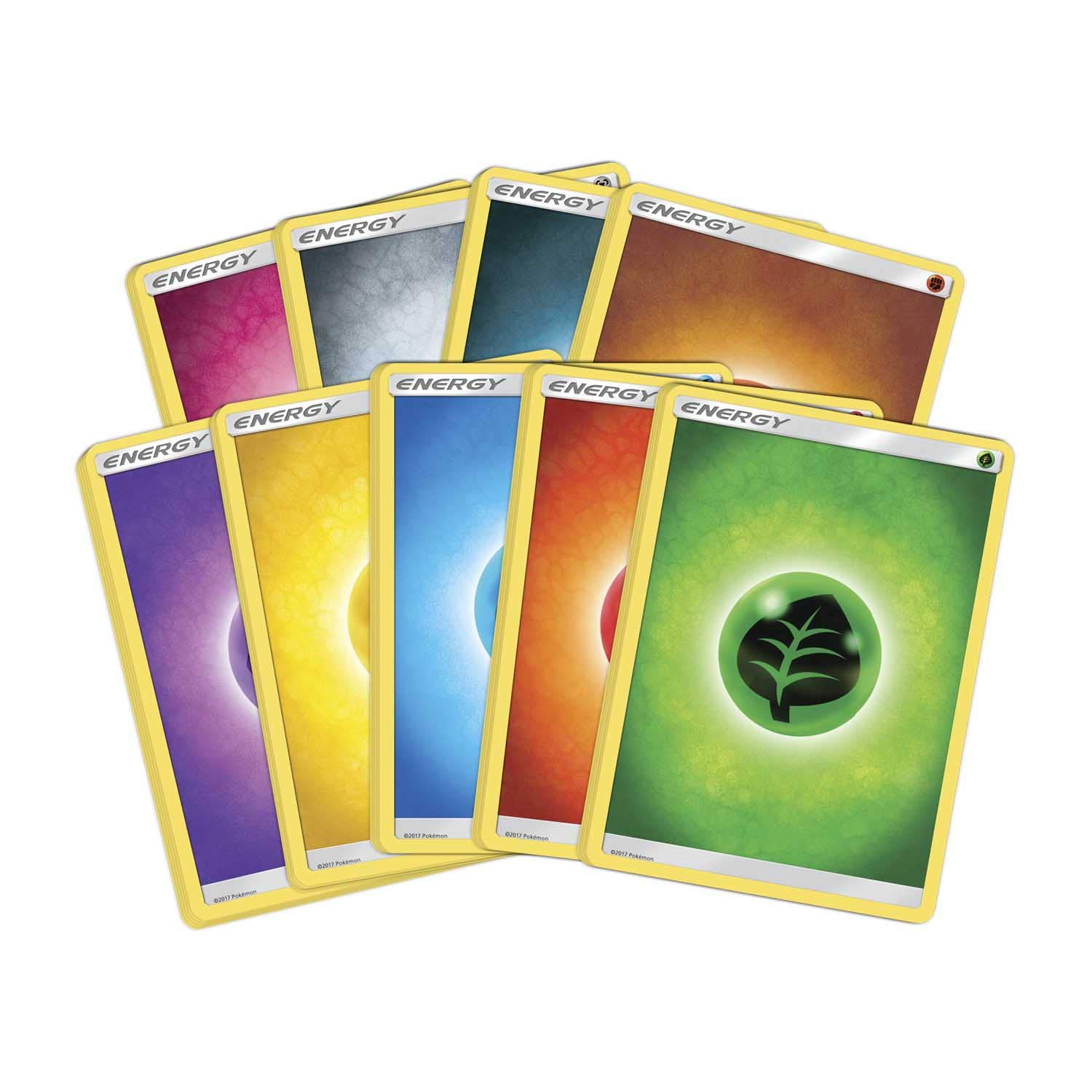 Pokémon 820650804502  Sun & Moon Elite Trainer Celestial Storm Box, Trading Card Game, Dice, Competition Coin & More by Pokemon (Image #8)