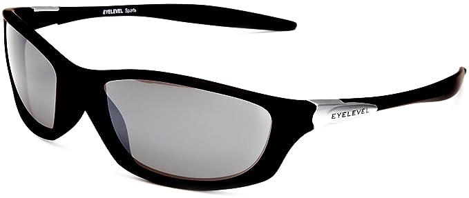 Eyelevel Herren, Wickel, Sonnenbrille, Terminator 1, GR. One size (Herstellergröße: One Size), Schwarz (Noir)