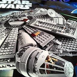 LEGO Star Wars - Millennium Falcon (7965): Amazon.es