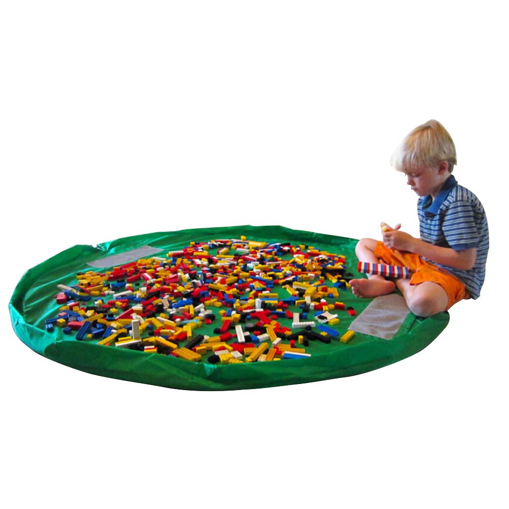 Children's Play Mat/Toy Organizer Floor Activity Mat