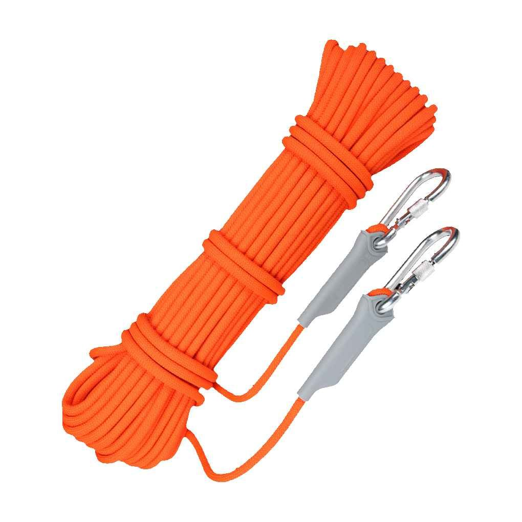 Onepeak Professional Rock Climbing Rope Knots Outdoor Hiking Mountaineering Fire Rescue High Strength Cord Safety Rope