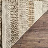 Safavieh Natura Collection NAT101A Hand-woven Wool