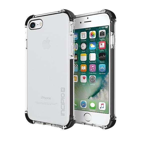 promo code a3b0e 34aaf Incipio Reprieve Sport Rugged Case for Apple iPhone 7 - Clear / Black