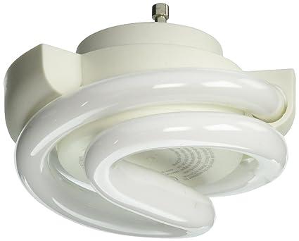 TCP Low Profile SpringLamp CFL Light Bulb - Soft White 60W ...