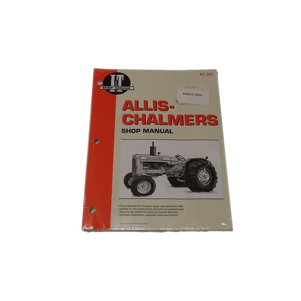 Allis Chalmers D10 Wiring Diagram | Wiring Library