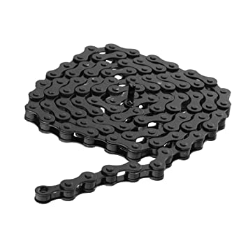 Bike Bicycle Chain Single Speed 1//2/'/' x 1//8/'/' Colourful MTB BMX  Fixed Gear