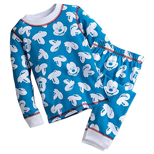 Disney Mickey Mouse PJ PALS Pajama Set for Boys Size 5