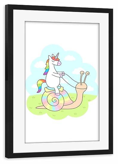 artboxONE poster con cornice animali \