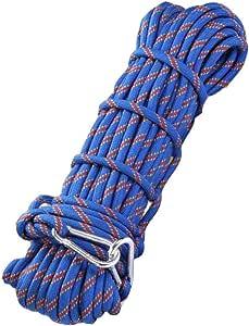 SPTAIR Cuerda de escalada en roca 10, 15, 20, 30, 40, 50 ...