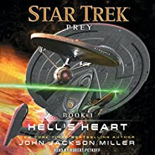 Hell's Heart: Prey, Book 1 Audiobook by John Jackson Miller Narrated by Robert Petkoff