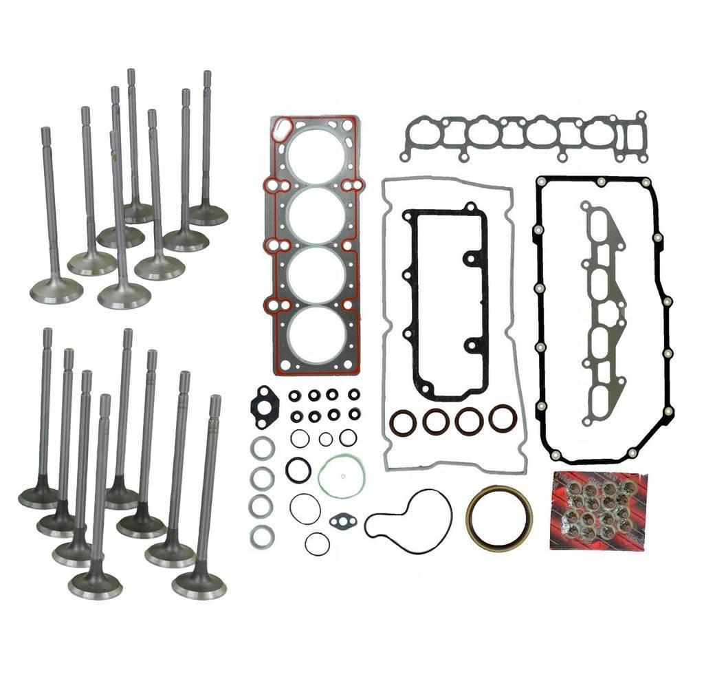 Diamond Power Head Set Intake & Exhaust Valves works with Dodge Neon Stratus 2.0 L