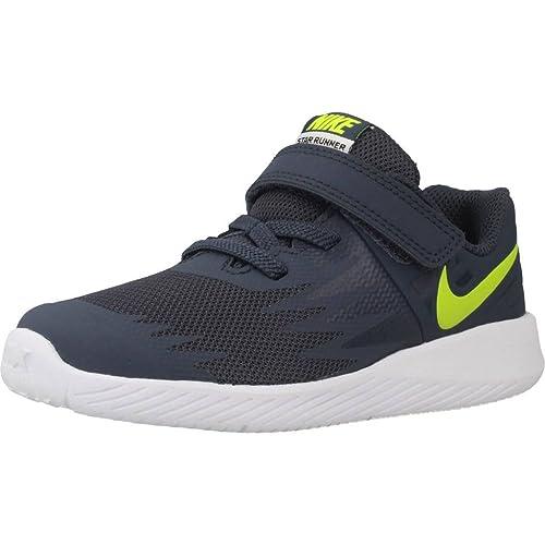 Nike Star Runner TDV 907255 404 Scarpe Bambino Ginnastica Thunder blu ym8niex