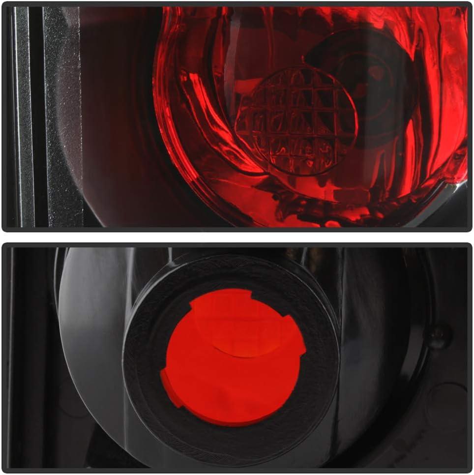 For Black Smoke 1989-1995 Toyota Pickup 2WD /& 4WD Tail Brake Lights Left+Right ACANII