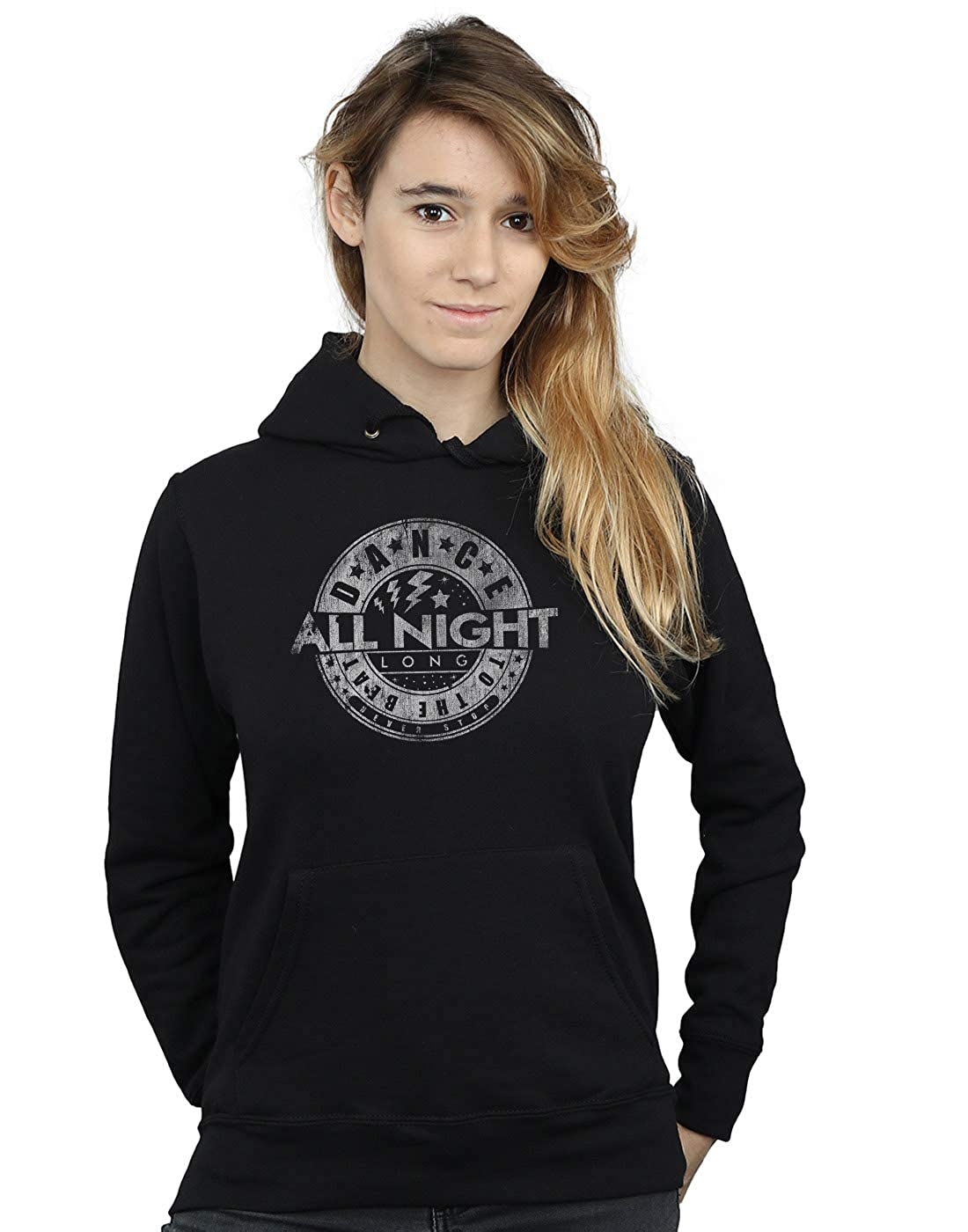 Drewbacca Womens Dance All Night Hoodie