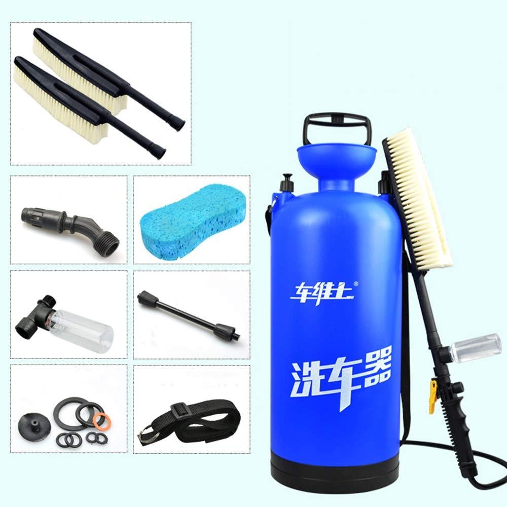 Size : #1 SunHai Manual Car Washing Machine Home High Pressure 12L ...