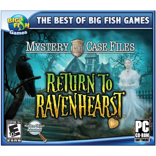 Mystery Case Files: Return to Ravenhearst - PC