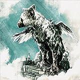 Last Guardian - Black & White Marbled Vinyl