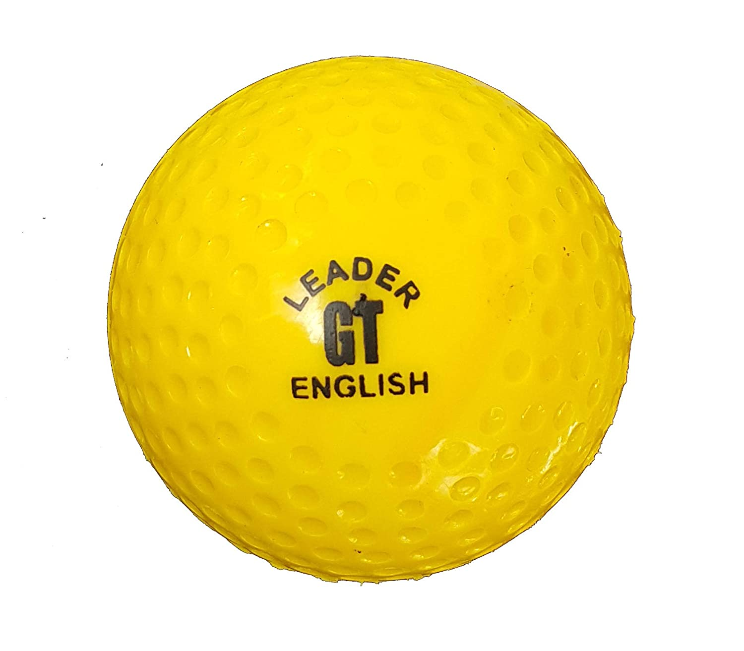 GT Leader Yellow Hockey Ball