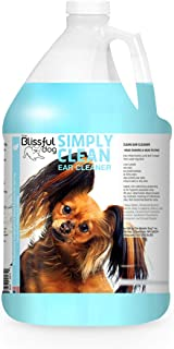 product image for The Blissful Dog Simply Clean Ear Cleaner, 1-Gallon