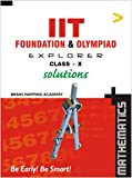 IIT Foundation - Maths - Solutions - Class - 10
