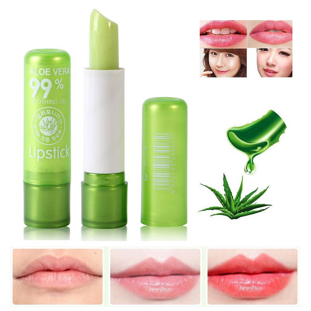 Beauty & Health 1pc Moisturizer Sexy Icy Colors Lipstick Makeup Waterproof Long Lasting Color Changed Jelly Lipsticks Peach Baby Lip Care Balm To Prevent And Cure Diseases Lipstick