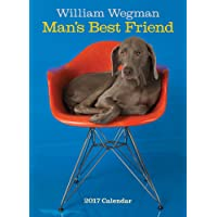 William Wegman Man's Best Friend 2017 Calendar