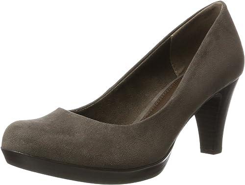 TALLA 38 EU. MARCO TOZZI 22411, Zapatos de Tacón para Mujer