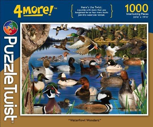 (Waterfowl Wonders 1000 Pieces)