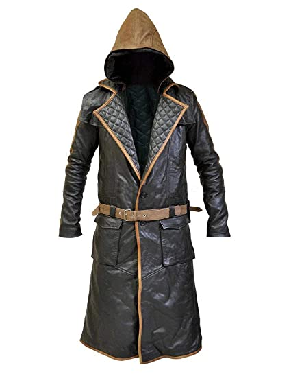 DHA Leather Garments Disfraz Jacob Frye AssassinS Creed ...