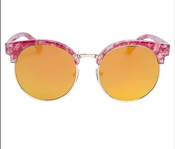 Sonnenbrille Weibliche Runde Gesicht Elegante Sonnenbrille Männer Und Frauen Bequeme Fahren Sonnenbrillen,A1