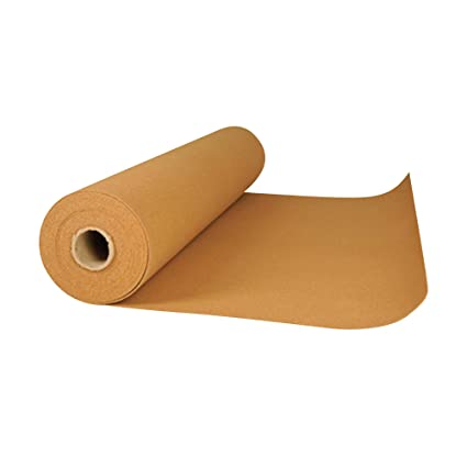 Roll Cork for Footstep Sound Insulation - 10 m x 10 mm X2713
